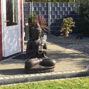 Buddhafigur vitarka mudra