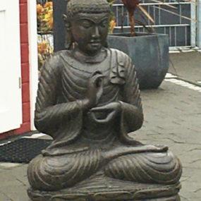 Buddhafigur Stein
