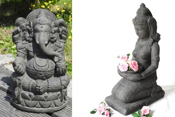 Ganesha filigran Dewi mit Schale