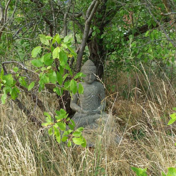 Buddhafigur Buddha Hain