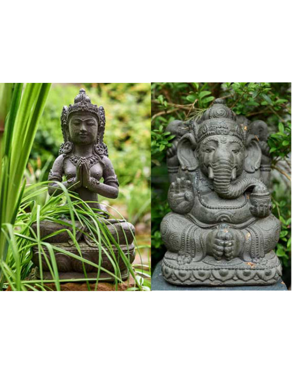 Dewi Ganesha Figuren