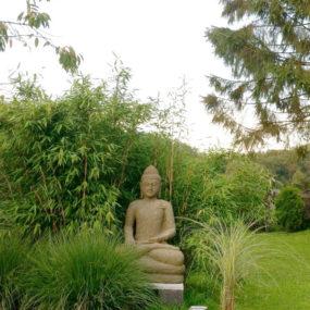 grosser Garten Buddha