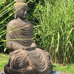 Gartenbuddha