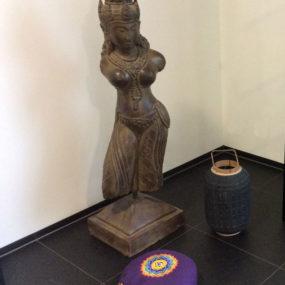 Dewi Statue