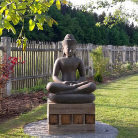 Buddha Khmer Statue