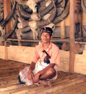 Sumba Mann