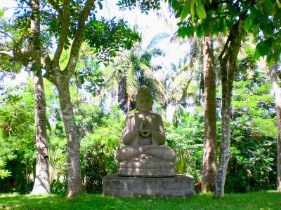 Bali-Buddha-Garten