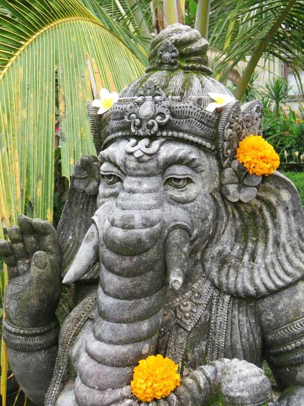 Ganesha Statue Bali