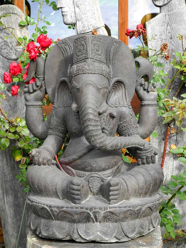 Ganesha Figur gross